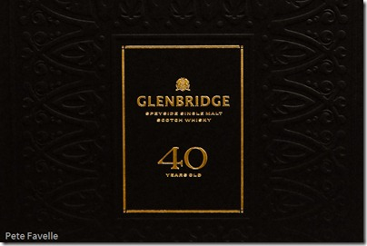 Glenbridge 40 Year Old