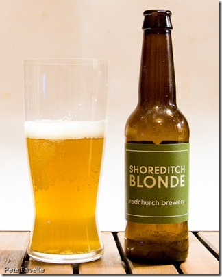 Redchurh Shoreditch Blonde
