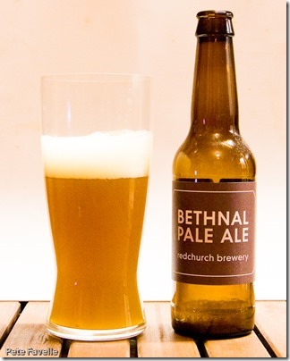 Rechurch Bethnal Pale Ale