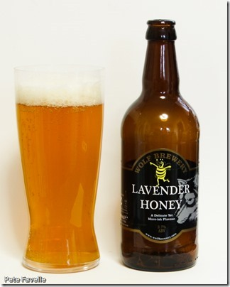 Wolf Lavender Honey