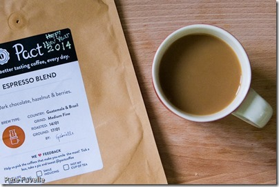 Pact Espresso Blend