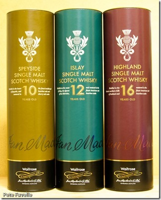 Waitrose Single Malts