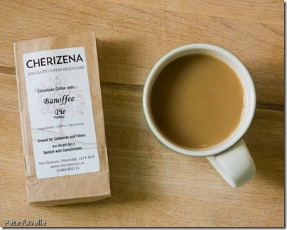 Cherizena Banoffee Pie Coffee