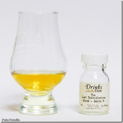 The Lost Distilleries Blend - Batch 4