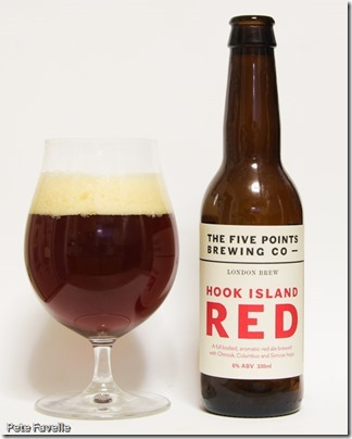 Hook Island Red
