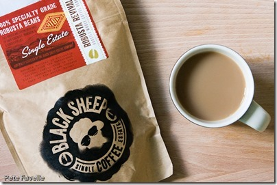 Black Sheep Robusta Revival Coffee
