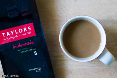 Taylors Indonesia Coffee