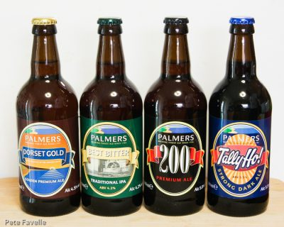 Palmers Bottled Range